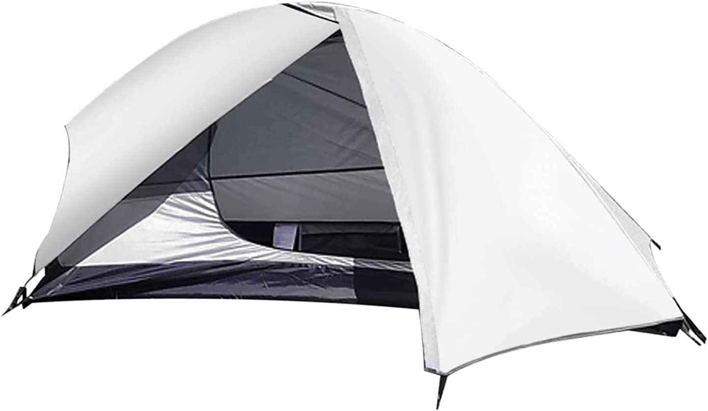 JINPENGRAN Tent Double Deck Single Import Beach Te Camping Recommendation Outdoor