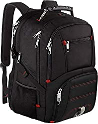 Best Teacher Backpacks Review - Jiefeike Large Capacity Laptop Backpack