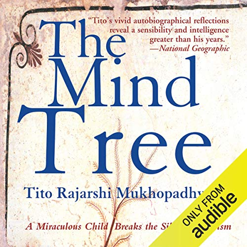 The Mind Tree audiobook cover art