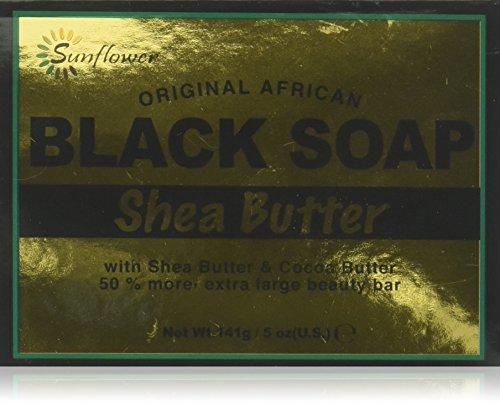 Black Soap Beurre de karité 150 ml