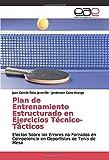Plan de Entrenamiento Estructurado en Ejercicios Técnico-Tácticos: Efectos Sobre los Errores no Forzados en Competencia en Deportistas de Tenis de Mesa