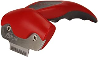 FoOlee One De-Shedders, X-Small, Light Red