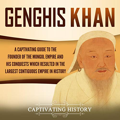 Genghis Khan cover art