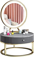 Vanity Table Set Bedroom Villa Furniture Nordic Modern Bay Window Dressing Table Multifunctional Net Red Mini Dressing Tab...