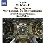 Symphony in G Major, Eisen G16, 'Neue Lambacher': III. Menuetto