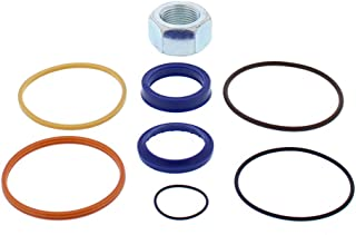 DB Electrical Hydraulic Cylinder Seal Kit for Bobcat T250 Compact Track Loader T300 Compact Track Loader T320 Compact Track Loader 6589798 6816325 7135547