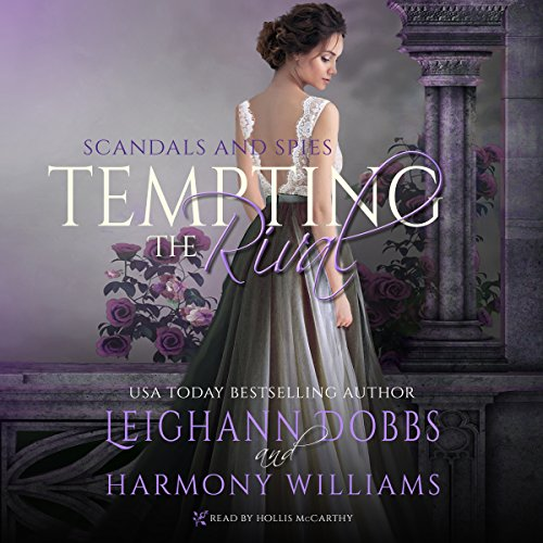 Tempting the Rival audiobook cover art