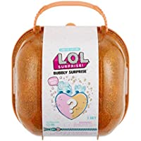 MGA Entertainment- Bubbly Surprise Orange L.O.L Maletín LOL, Multicolor, Talla Única (556268)