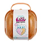 Mga Entertainment- Bubbly Surprise Orange L.O.L Maletín, Color Naranja, Talla Única (Mga Entertainme...