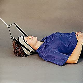 Therapeutic Dimensions Supine C-Trax, Patient-Controlled Supine Cervical Traction, Standard Halter