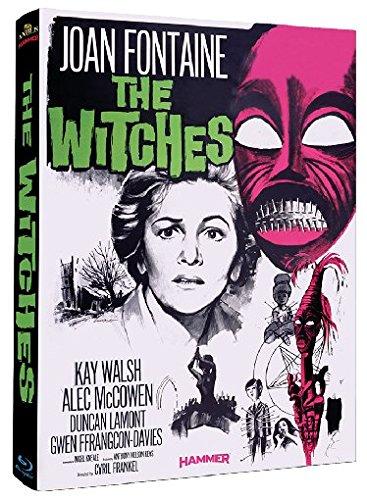 The Witches (Der Teufel tanzt um Mitternacht) - Hammer Edition Nr. 16 - Mediabook [Blu-ray] [Limited Edition]