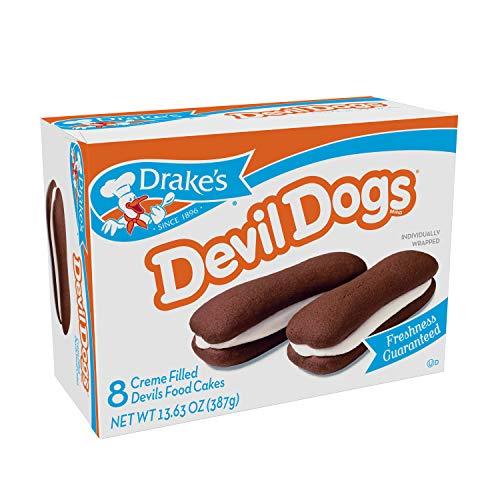 Drake's Devil Dogs, 13.63 oz, 8 Count