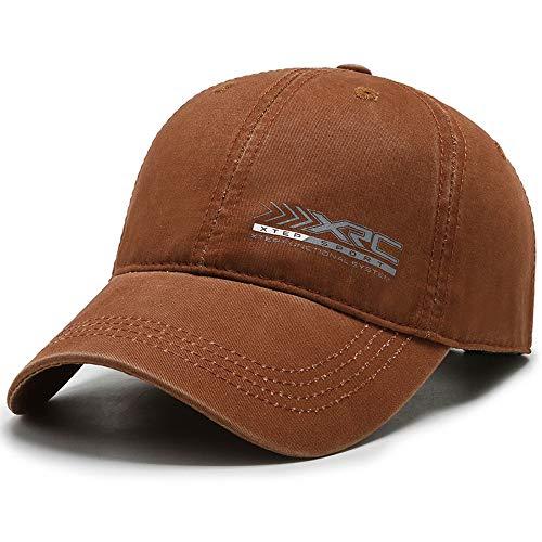 wtnhz Nuevos Sombreros Gorras de béisbol Coreanas de Verano para Hombres Gorras de Moda Salvaje de Moda Sombrero para el Sol de Primavera Sombrero para el Sol Tendencia