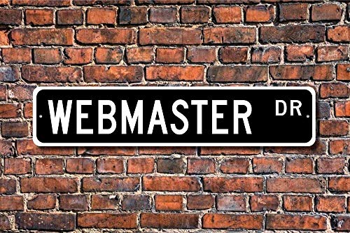 HNNT Webmaster Señal de Regalo para Ordenador o Sitio Web