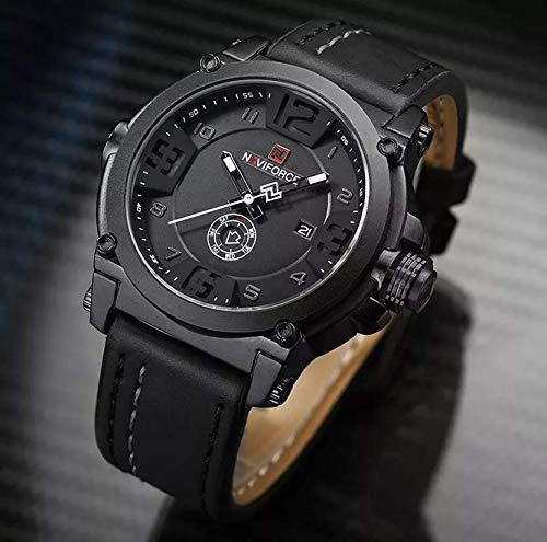 Relógio Masculino Naviforce 9099 Importado Original Prova D'água