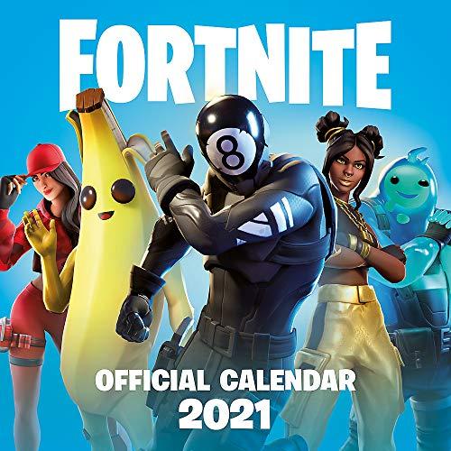 FORTNITE Official 2021 Calendar (Official Fortnite Books)