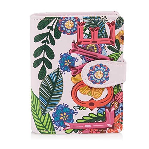 Shagwear - Piccolo portafoglio Amour Floral /Love Floral SM
