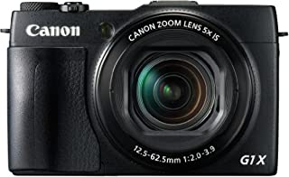 Canon Powershot G1X Mark II Appareil Photo Numérique Compact - Noir (B00II1KXL4) | Amazon price tracker / tracking, Amazon price history charts, Amazon price watches, Amazon price drop alerts