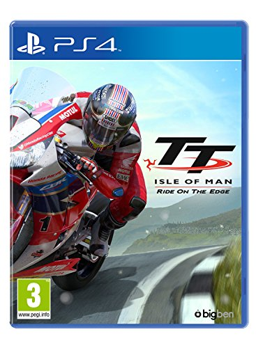 TT Isle Of Man: Ride On The Edge - Versión Española