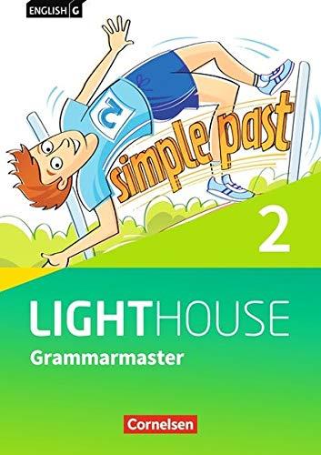 English G Lighthouse - Allgemeine Ausgabe: Band 2: 6. Schuljahr - Grammarmaster mit Lösungen