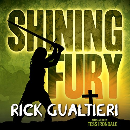 Shining Fury audiobook cover art