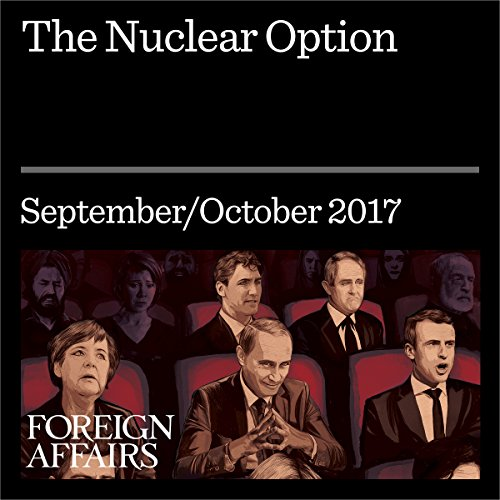 The Nuclear Option                   By:                                                                                                                                 Michael Shellenberger                               Narrated by:                                                                                                                                 Kevin Stillwell                      Length: 23 mins     Not rated yet     Overall 0.0