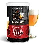 Brewferm Tripel Terror (Belgian Tripel) Belgian Homebrew Craft Beer Mix
