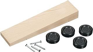 Revell Pinewood Derby Basic Wedge Kit w/ wheels RMXY8660