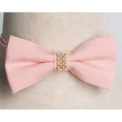 HUANGHUA Bow Tie Candy Accesorios De Boda