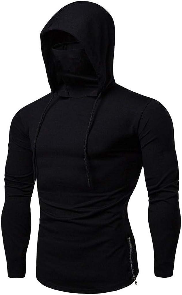 Men's Splice UV Sun Protection UPF 73+ Skins Rash Guard Long Sleeves Round Neck
