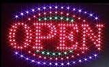 LED Schild Open Leuchtreklame Display Werbung NEU!!! Open (X)