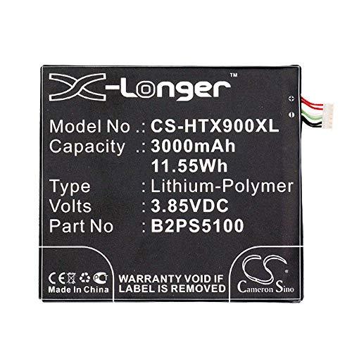 X-Longer Akku Batterie Battery für HTC Desire 10/10 Pro ersetzt 35H00255-00M