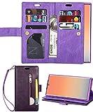 Aweevnye Galaxy Note 10 Case, Galaxy Note 10 Wallet Case,...