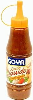 Goya Foods Sazon Liquid Seasoning, 30-Ounce