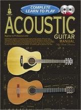 Best acoustic guitar manual Reviews