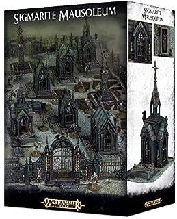 Games Workshop Warhammer: Age of Sigmar Skirmish Sigmarite Mausoleum