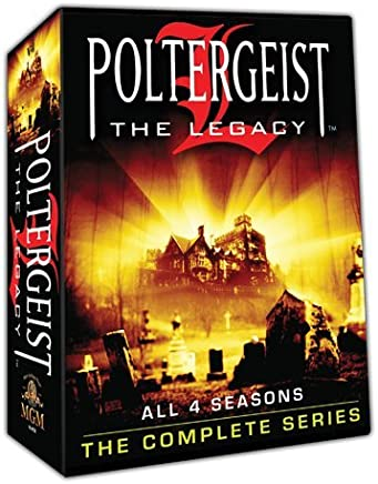 Poltergeist: The Legacy The Complete Collection // All 4 Seasons // 16 Disc DVD set