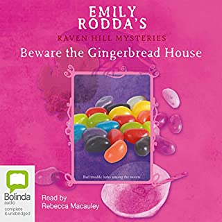 Beware the Gingerbread House cover art