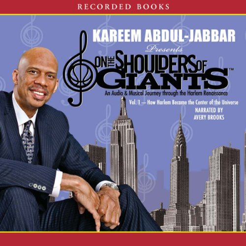 How Harlem Became the Center of the Universe Audiobook By Kareem Abdul-Jabbar cover art