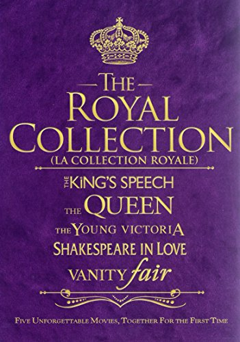The Royal Collection (The King's Speech / The Queen / The Young Victoria / Shakespeare in Love / Vanity Fair)