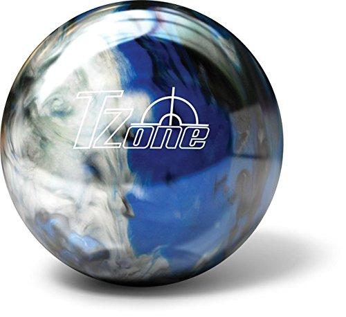 Bowlingball Bowlingkugel Brunswick T-Zone Cosmic - Indigo Swirl, Gewicht in lbs:10 lbs