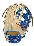 ローリングス(Rawlings) 野球用 軟式 HOH® MLB COLORSYNC [外野手用] サイズ13.0 GR1HMY70 キャメル/ロイヤル 13インチ ※右投用
