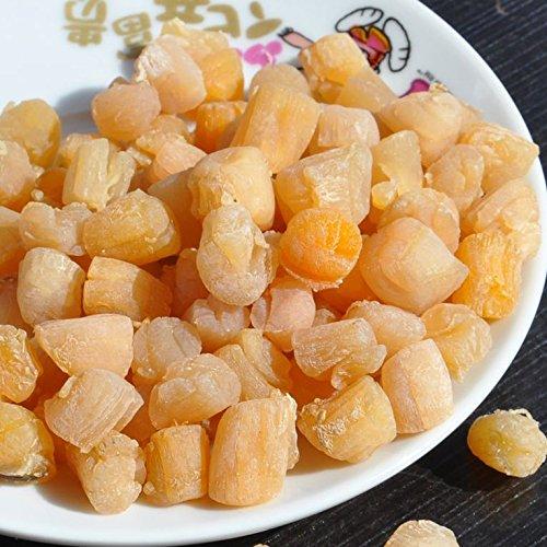 8 once (227 grammi) Carne di capesante di grandi dimensioni con frutti di mare essiccati proveniente dal Mar della Cina