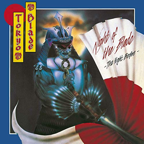 Tokyo Blade: Night of the Blade-the Night Before (Audio CD)