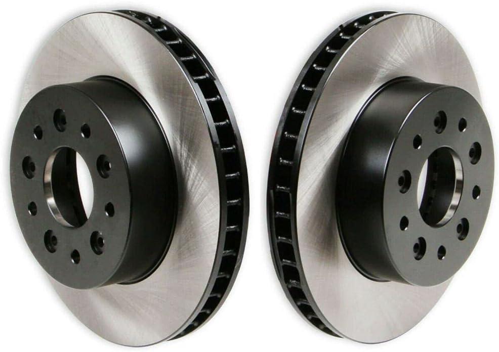 MGPRO New Replacements REKUDO Front Pair [Alternative dealer] Rotors Compa Disc Brake York Mall