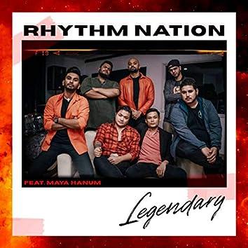 Legendary (feat. Maya Hanum)