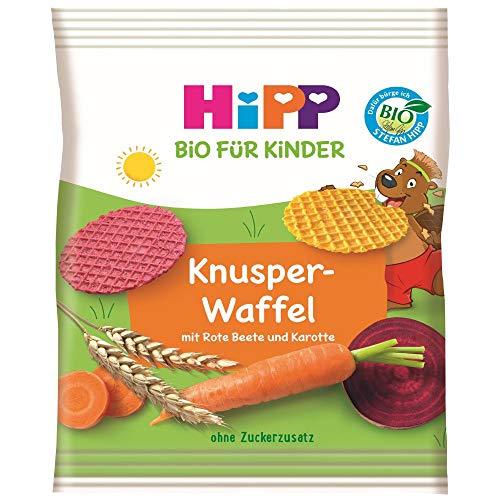 Hipp Kinder Knabberprodukte, Krachmacher, 7er Pack (7 x 25g)