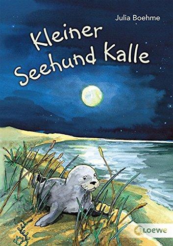 Kleiner Seehund Kalle (Lesefant)