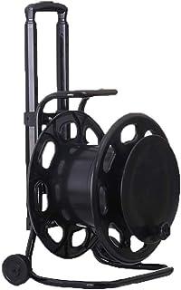 FGDSA Carrete de Recogida de Fibra óptica Carrete de Cable móvil Carrete de Cable óptico Carrete de línea de señal portáti...