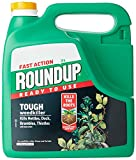 Roundup 119019 Tough Weedkiller, Ready to Use, Manual Spray, 3 Litre, Clear